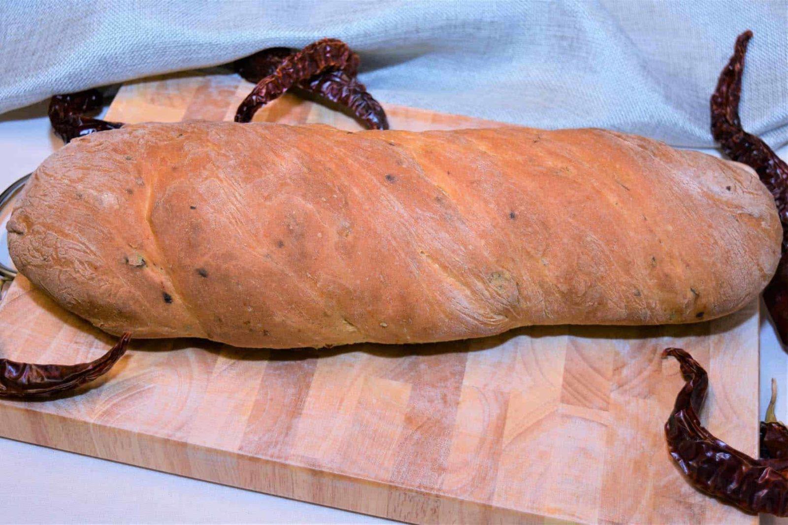 Brot ist gesund! Titel-Bellswelt