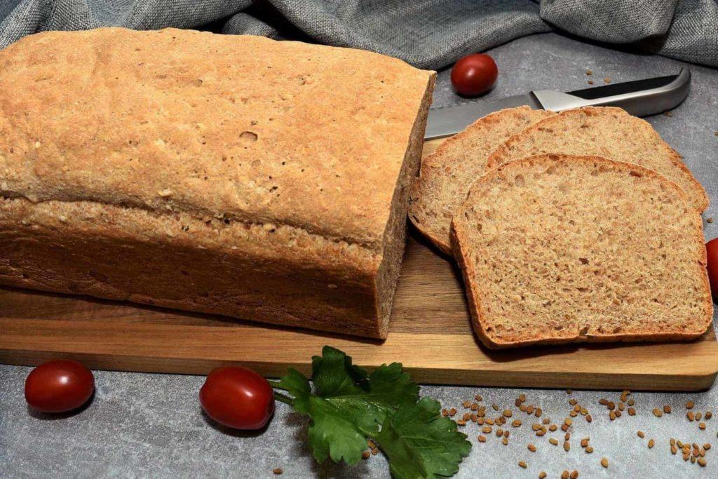 Brot ist gesund! Weizenvollkornbrot mit Bockshornklee- Bellswelt