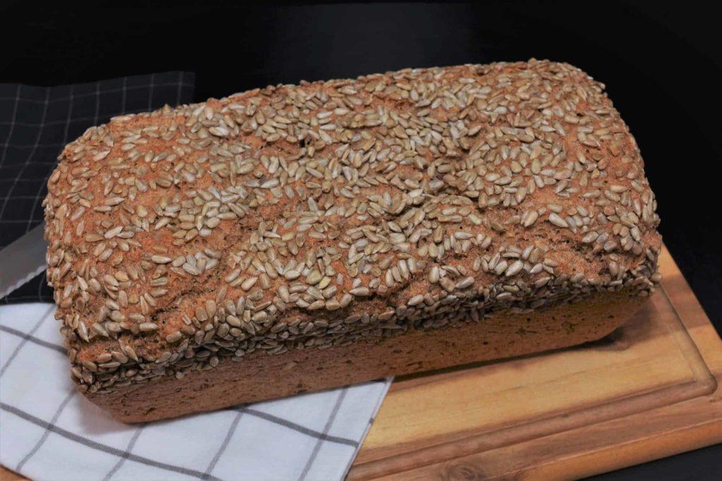 Brot ist gesund!Vollkorn-Körnerbrot Einfach-Bellswelt