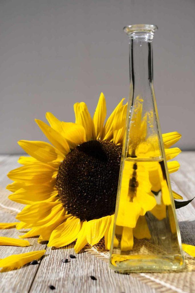 Ohne Fett geht es nicht-Sonnenblumenöl-Bellswelt