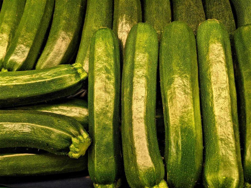 Zucchini Gesunder Alleskönner für Körper und Geist- Zucchini im Handel-Bellswelt