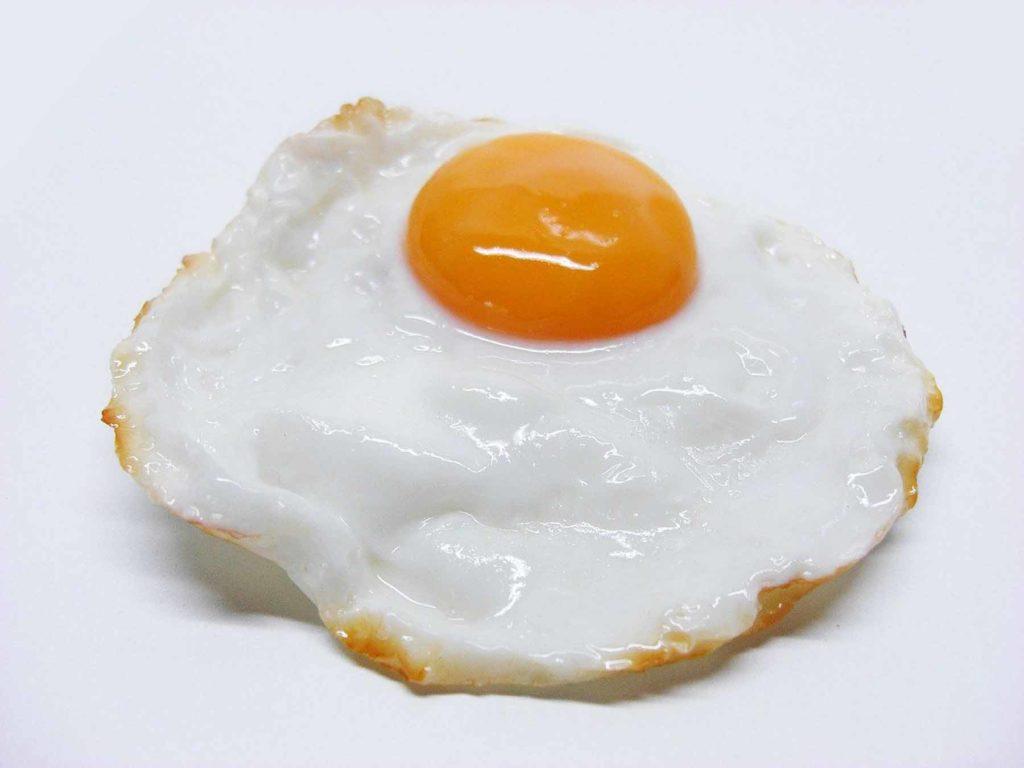 Eier sind gesund!-Spiegelei-BellsWelt