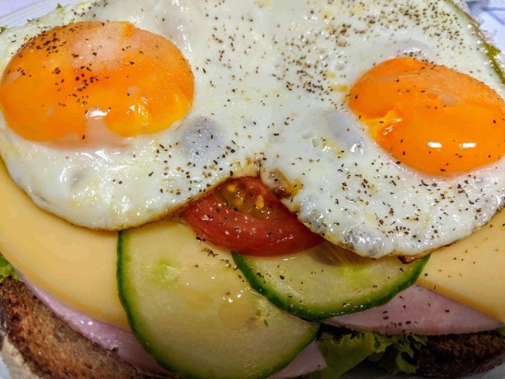 Eier sind gesund!-Strammer Max-BellsWelt