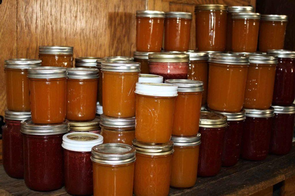 Früher war alles besser-Marmelade aus eigener Produktion-BellsWelt