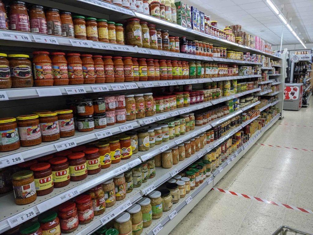 Früher war alles besser-Supermarkt-BellsWelt