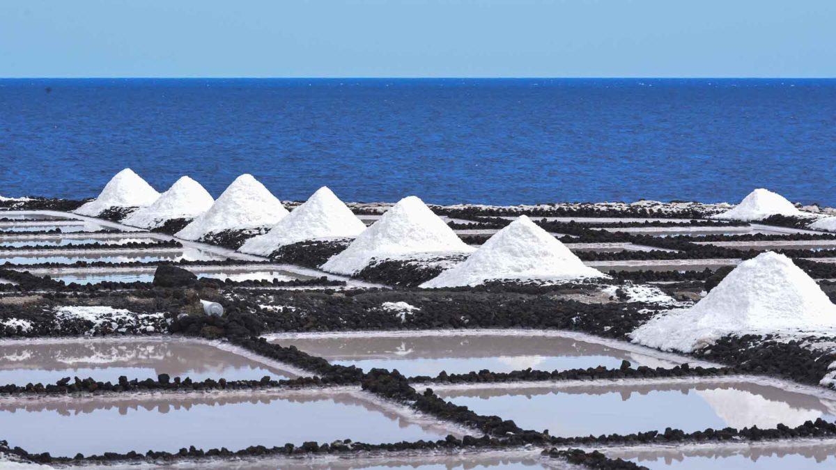Salz - weißes Gold oder ungesund - Salzgärten - BellsWelt