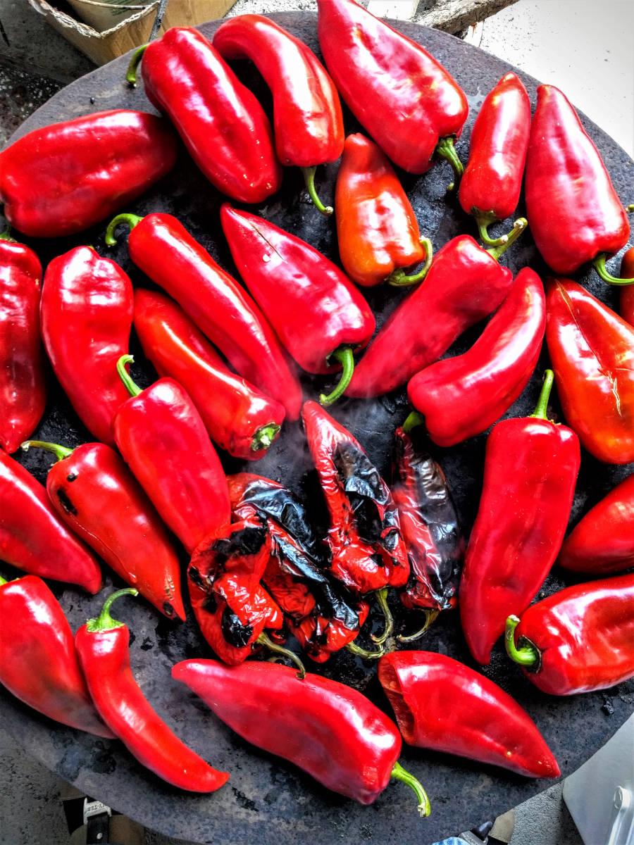 Paprika - die gesunde Schote-Backen für Ajvar- BellsWelt