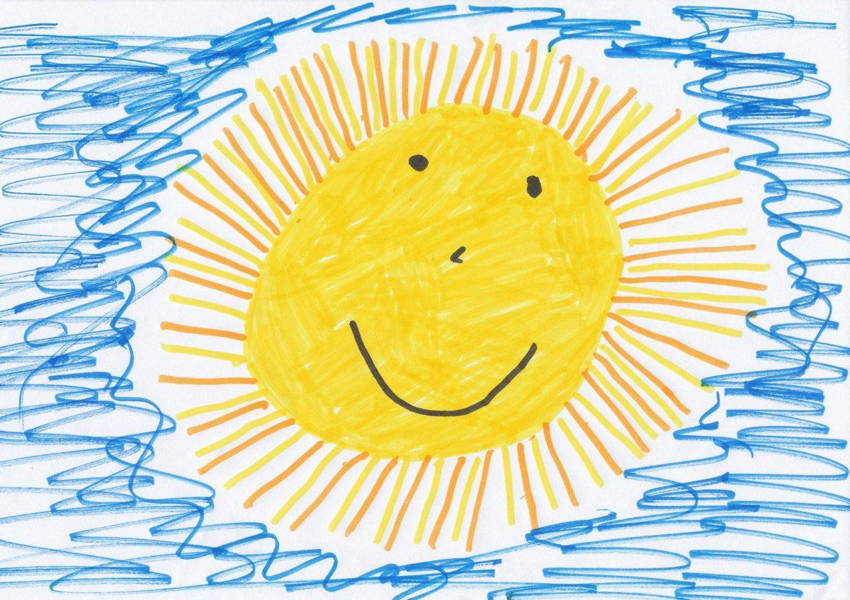 Vitamin D - das Sonnenvitamin - Sonnenschein in Kinderaugen- BellsWelt