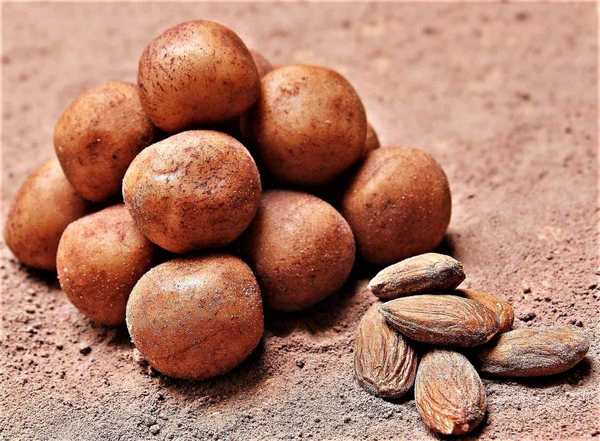 Mandeln – Gesundheit zum Naschen - Marzipankartoffeln - BellsWelt