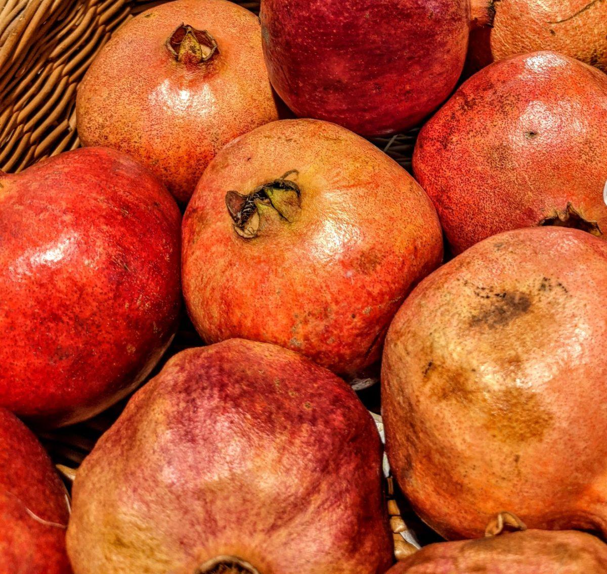 Granatapfel – die gesunde Paradiesfrucht © BellsWelt