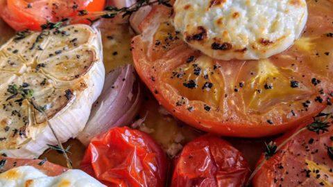 Powerfrucht Tomate - Anrichten 2 - BellsWelt