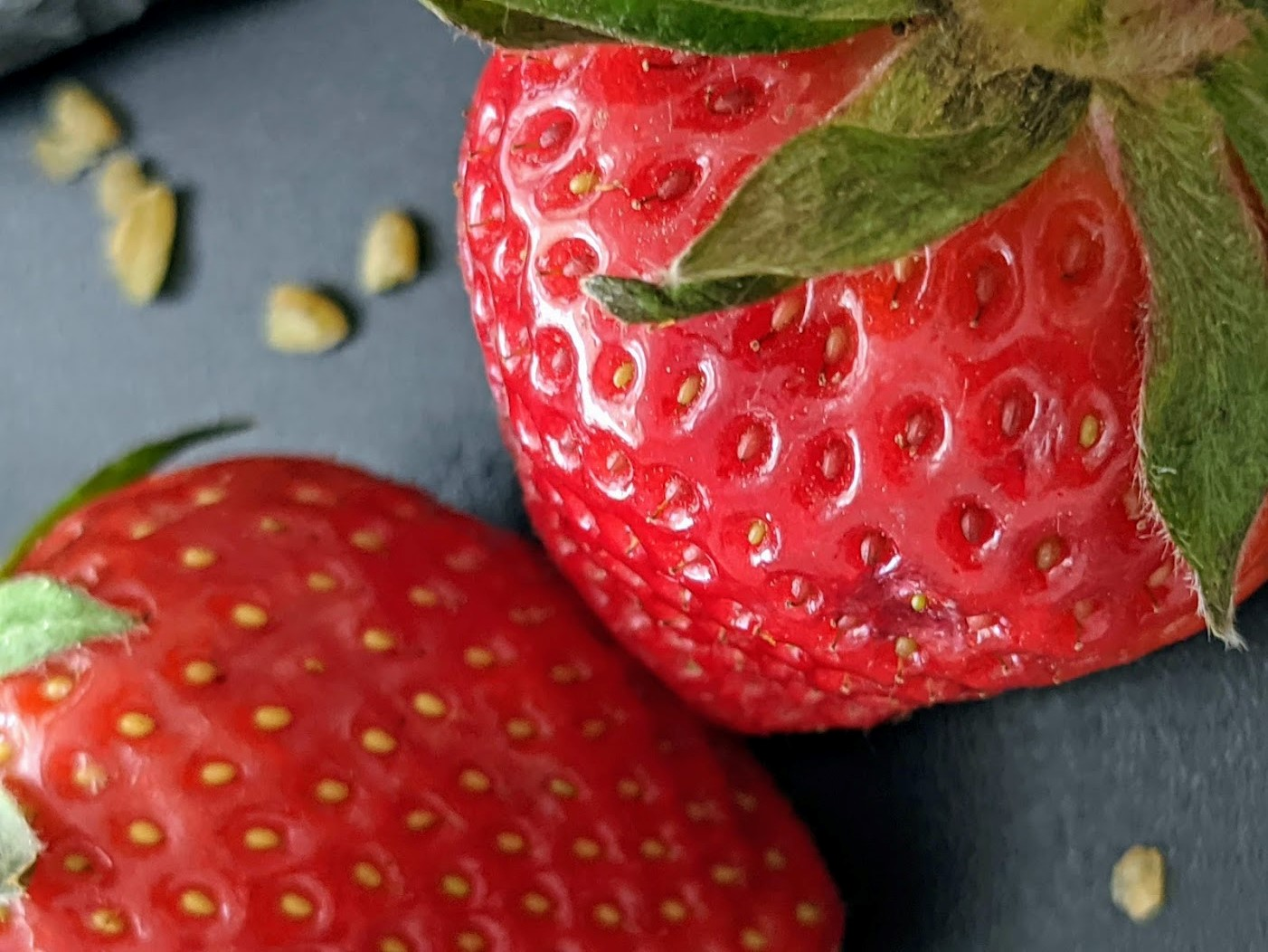 Erdbeeren – leckere Heilpflanzen - Titel - BellsWelt