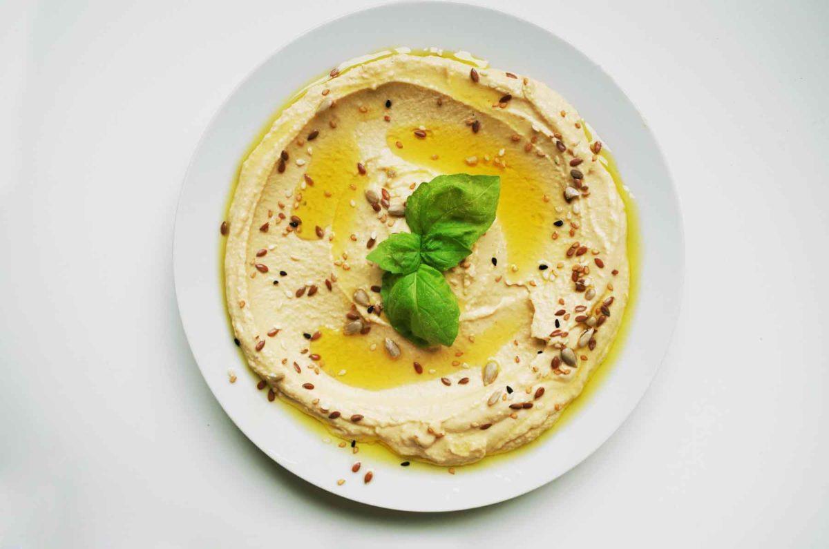 Kichererbsen – die vielseitige Eiweißquelle - Hummus - BellsWelt