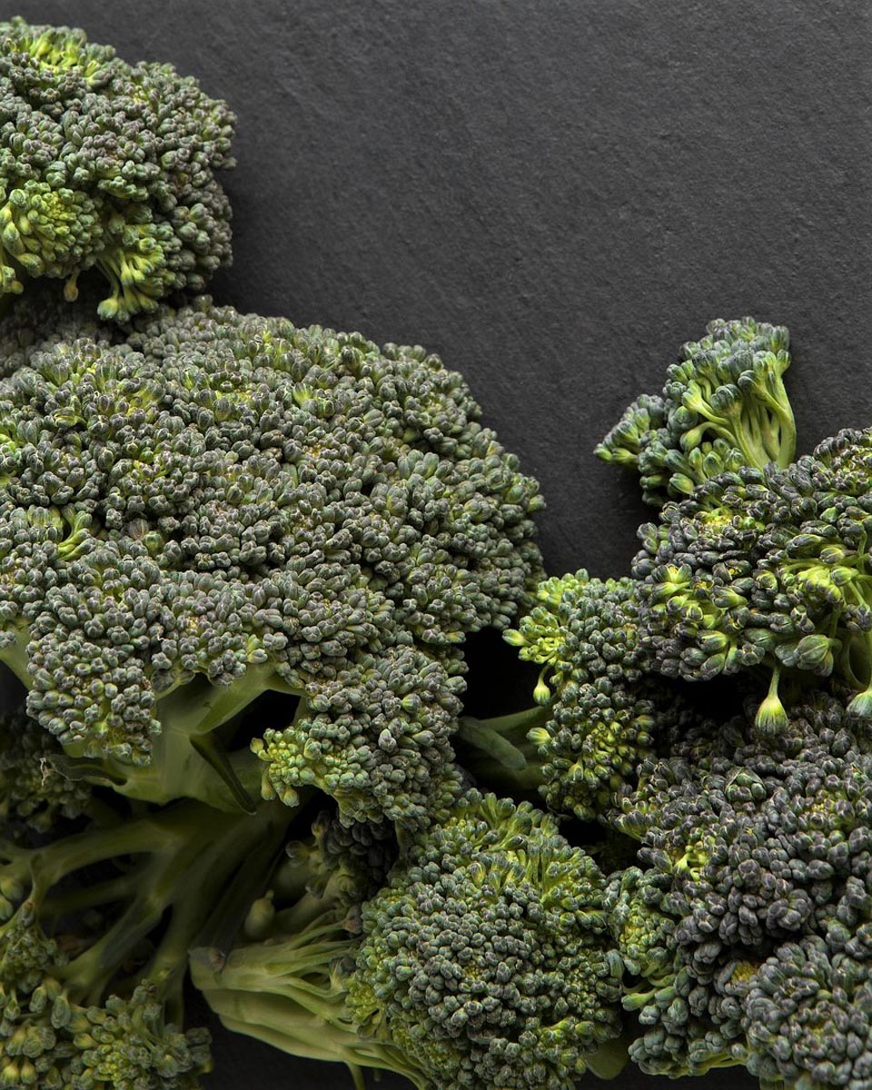 Brokkoli – grünes Heilmittel - Brokkoli Röschen - BellsWelt