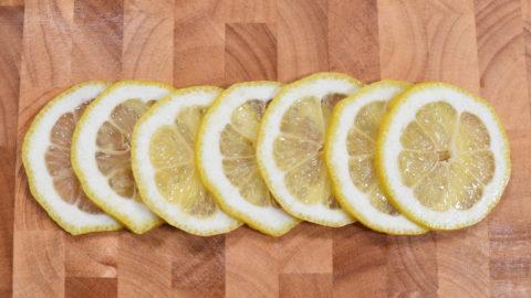 Zitronen - sauer macht lustig und gesund- Zitronenscheiben - BellsWelt