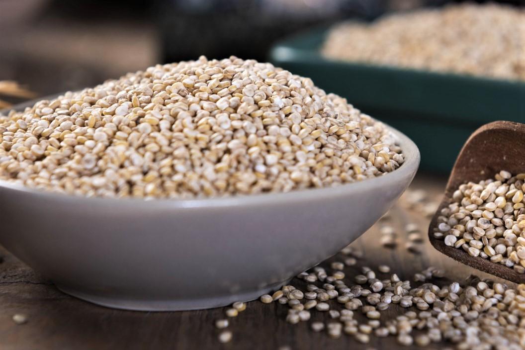 Quinoa – so gesund ist der Andenreis - Quinoa - BellsWelt
